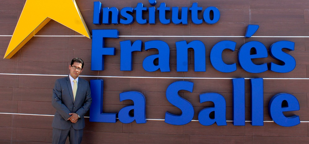 Sandro Director Frances La Salle